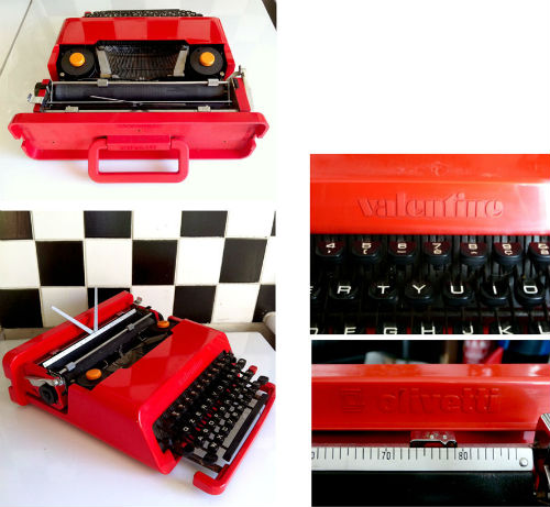 machines crire typewriters machines crire r tro. Black Bedroom Furniture Sets. Home Design Ideas